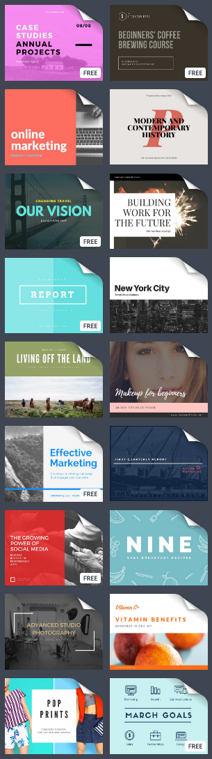 Canva presentation templates