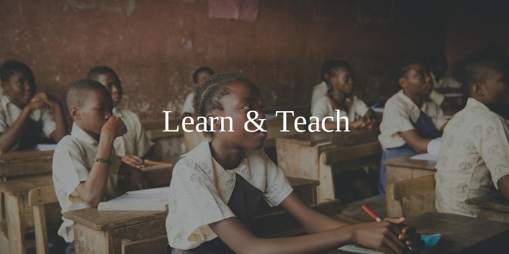 Lean & Teach