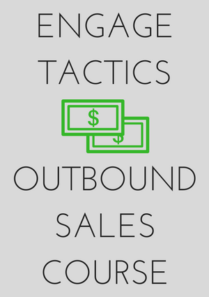 Engage Tactics Outbound Sales Course